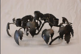 Blacksmith Grapevine Centerpiece